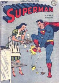 Cover Thumbnail for Superman (DC, 1939 series) #51