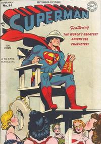 Cover Thumbnail for Superman (DC, 1939 series) #54