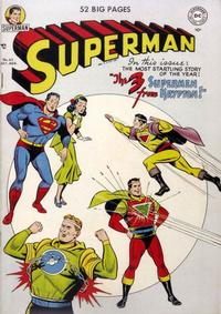 Cover Thumbnail for Superman (DC, 1939 series) #65