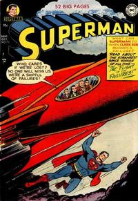 Cover Thumbnail for Superman (DC, 1939 series) #72
