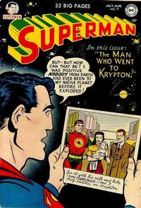 Cover Thumbnail for Superman (DC, 1939 series) #77