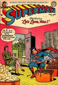 Cover Thumbnail for Superman (DC, 1939 series) #82