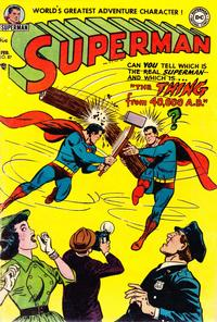 Cover Thumbnail for Superman (DC, 1939 series) #87