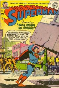 Cover Thumbnail for Superman (DC, 1939 series) #89