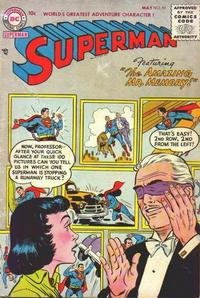 Cover Thumbnail for Superman (DC, 1939 series) #97