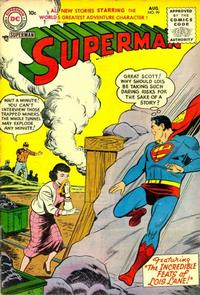 Cover Thumbnail for Superman (DC, 1939 series) #99