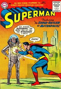 Cover Thumbnail for Superman (DC, 1939 series) #106