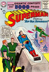 Cover Thumbnail for Superman (DC, 1939 series) #107