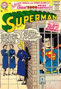 Cover Thumbnail for Superman (DC, 1939 series) #108