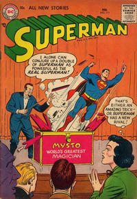 Cover Thumbnail for Superman (DC, 1939 series) #111