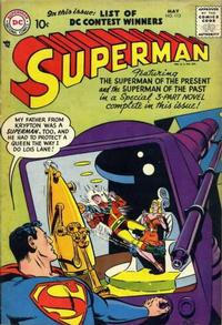 Cover for Superman (DC, 1939 series) #113