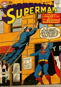 Cover Thumbnail for Superman (DC, 1939 series) #119