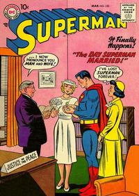 Cover Thumbnail for Superman (DC, 1939 series) #120