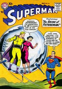 Cover Thumbnail for Superman (DC, 1939 series) #121