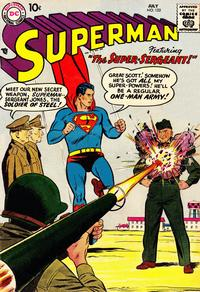 Cover Thumbnail for Superman (DC, 1939 series) #122
