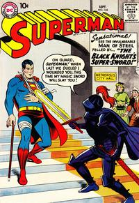 Cover Thumbnail for Superman (DC, 1939 series) #124