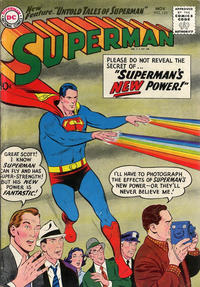 Cover Thumbnail for Superman (DC, 1939 series) #125