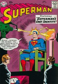 Cover Thumbnail for Superman (DC, 1939 series) #126