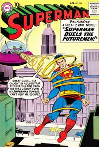 Cover Thumbnail for Superman (DC, 1939 series) #128