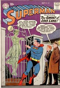 Cover Thumbnail for Superman (DC, 1939 series) #129