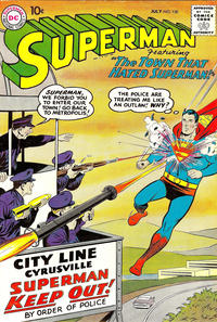 Cover Thumbnail for Superman (DC, 1939 series) #130