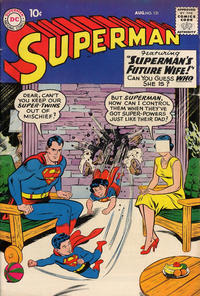 Cover Thumbnail for Superman (DC, 1939 series) #131