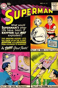 Cover Thumbnail for Superman (DC, 1939 series) #132