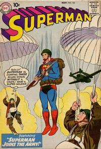 Cover Thumbnail for Superman (DC, 1939 series) #133