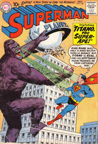 Cover Thumbnail for Superman (DC, 1939 series) #138