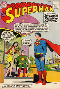 Cover Thumbnail for Superman (DC, 1939 series) #141