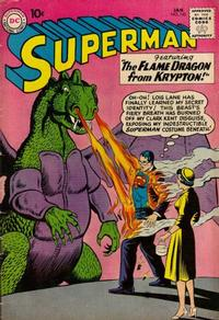 Cover Thumbnail for Superman (DC, 1939 series) #142