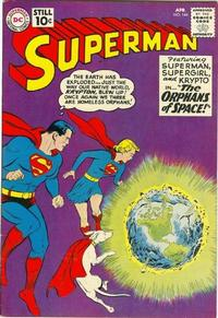 Cover Thumbnail for Superman (DC, 1939 series) #144