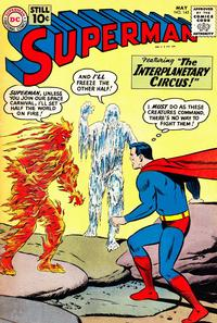 Cover Thumbnail for Superman (DC, 1939 series) #145