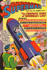 Cover Thumbnail for Superman (DC, 1939 series) #146