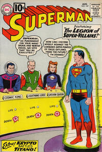 Cover Thumbnail for Superman (DC, 1939 series) #147