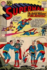 Cover Thumbnail for Superman (DC, 1939 series) #148