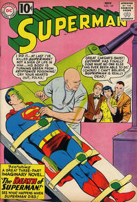 Cover Thumbnail for Superman (DC, 1939 series) #149