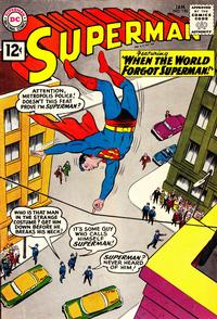 Cover Thumbnail for Superman (DC, 1939 series) #150