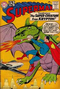 Cover Thumbnail for Superman (DC, 1939 series) #151
