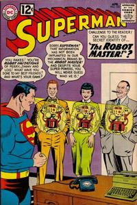 Cover Thumbnail for Superman (DC, 1939 series) #152