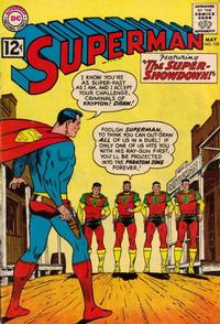 Cover Thumbnail for Superman (DC, 1939 series) #153