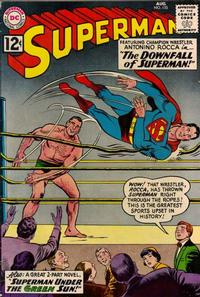 Cover Thumbnail for Superman (DC, 1939 series) #155