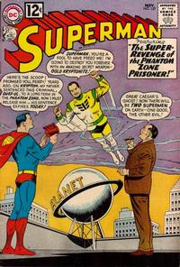 Cover Thumbnail for Superman (DC, 1939 series) #157