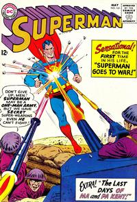 Cover Thumbnail for Superman (DC, 1939 series) #161