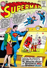Cover Thumbnail for Superman (DC, 1939 series) #162