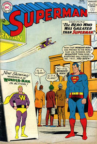 Cover Thumbnail for Superman (DC, 1939 series) #163