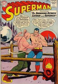 Cover Thumbnail for Superman (DC, 1939 series) #164