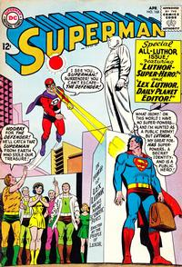 Cover Thumbnail for Superman (DC, 1939 series) #168