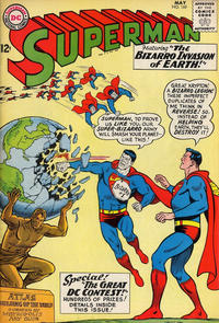 Cover Thumbnail for Superman (DC, 1939 series) #169
