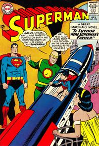 Cover Thumbnail for Superman (DC, 1939 series) #170